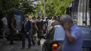 Αναβολή της δίκης των 20 μελών του Ρουβίκωνα