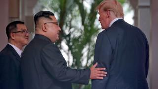 Τραμπ: Ο Κιμ με εμπιστεύεται και τον εμπιστεύομαι και εγώ