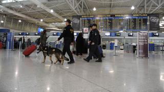 Επτά συλλήψεις αλλοδαπών στο αεροδρόμιο των Χανίων
