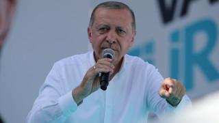 Ερντογάν: Γιατί δεν ενοχλούνται οι ΗΠΑ με Ελλάδα και Συρία που χρησιμοποιούν S-300;