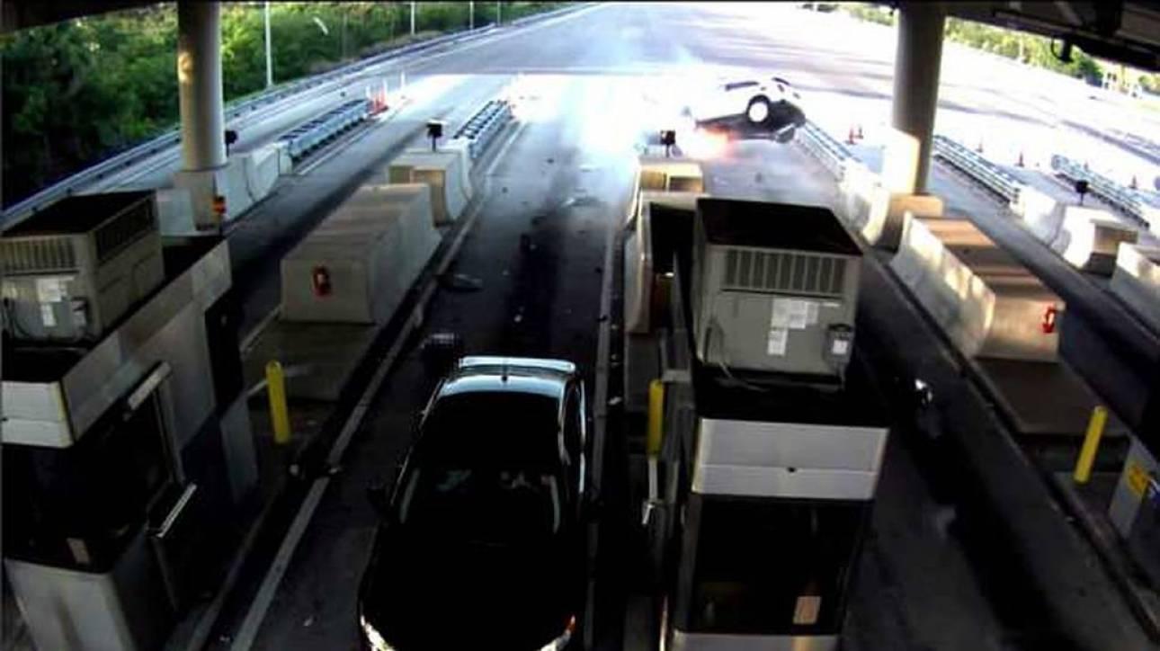 Φλόριντα: Σοκαριστικό τροχαίο σε διόδια