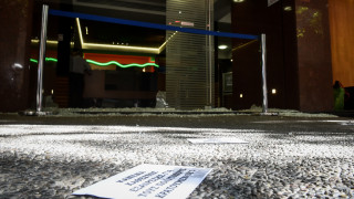 Επίθεση στην Ελληνοαμερικανική Ένωση: Γνωστοί στις Αρχές οι δύο αντιεξουσιαστές που συνελήφθησαν