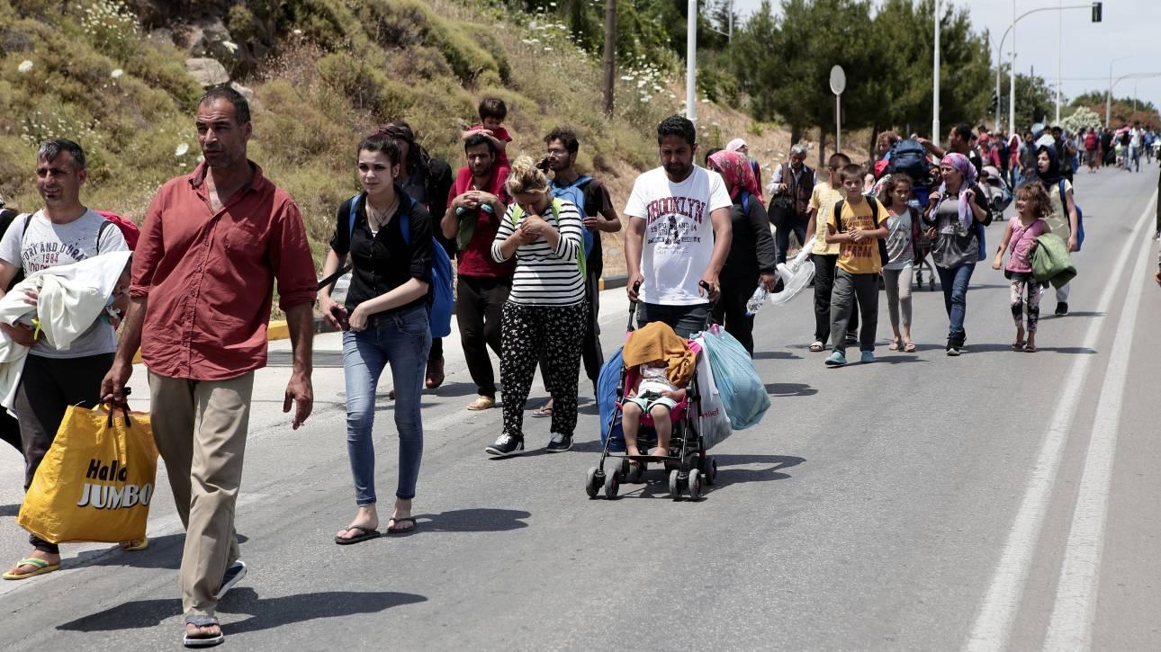 De Morgen: Δεν θα υπάρξουν μαζικές επαναπροωθήσεις προσφύγων από το Βέλγιο στην Ελλάδα