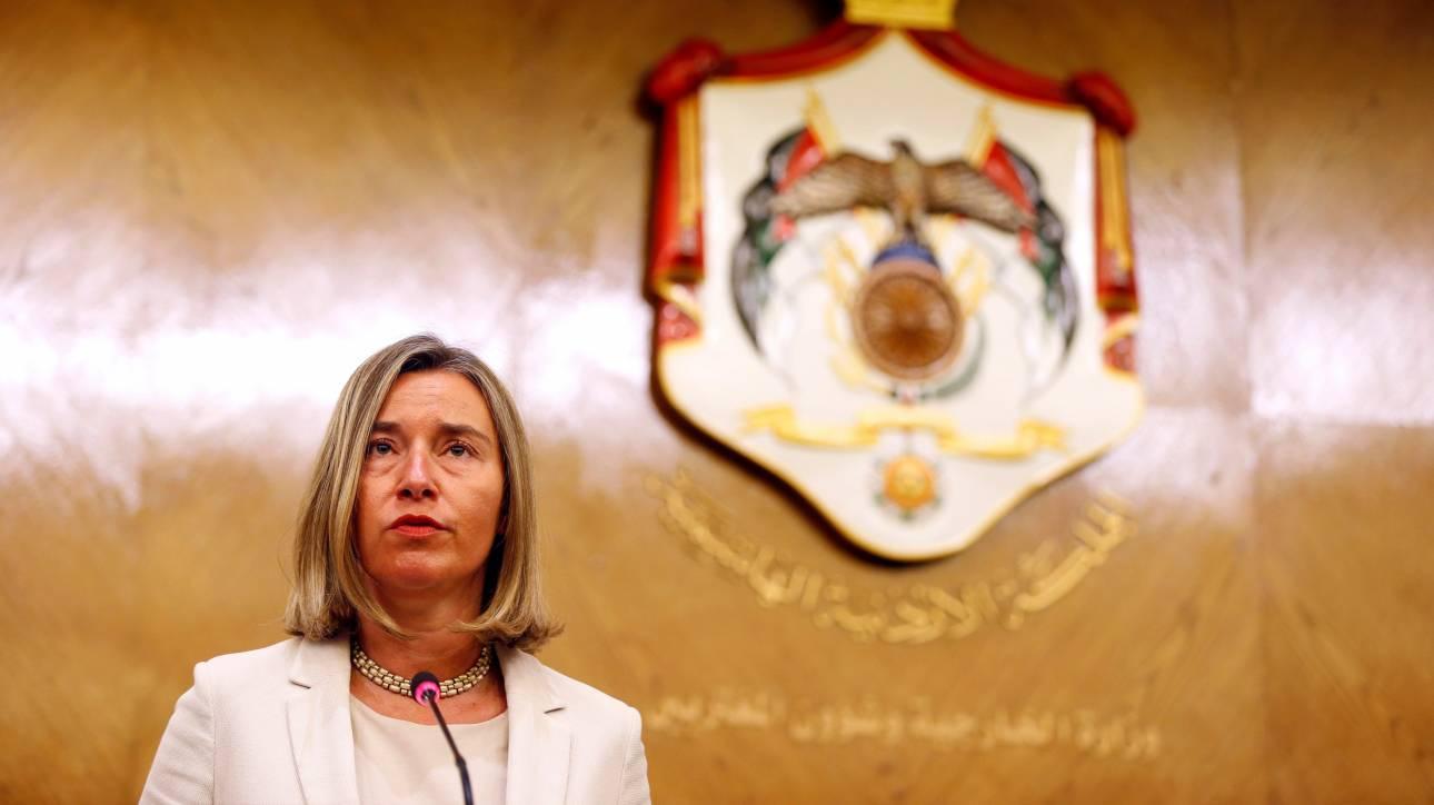 Ικανοποίηση της Ε.Ε. για τη συμφωνία Ελλάδας - πΓΔΜ