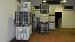 Εξαρθρώθηκε σπείρας που εισήγαγε χημικά προϊόντα με σκοπό τη νόθευση καυσίμων