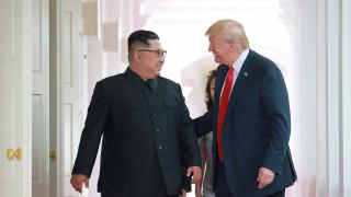 Τραμπ: Παύση των στρατιωτικών γυμνασίων όσο ο Κιμ διαπραγματεύεται με καλή πίστη