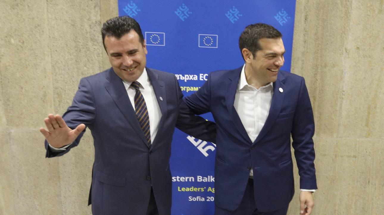 Θετικές οι διεθνείς αντιδράσεις για τη συμφωνία Ελλάδας-πΓΔΜ για το ονοματολογικό