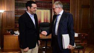 Το χρέος στο επίκεντρο της συνάντησης Τσίπρα – Ρέγκλινγκ