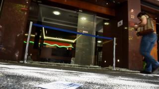 Στον εισαγγελέα οι συλληφθέντες για την επίθεση στην Ελληνοαμερικανική Ένωση