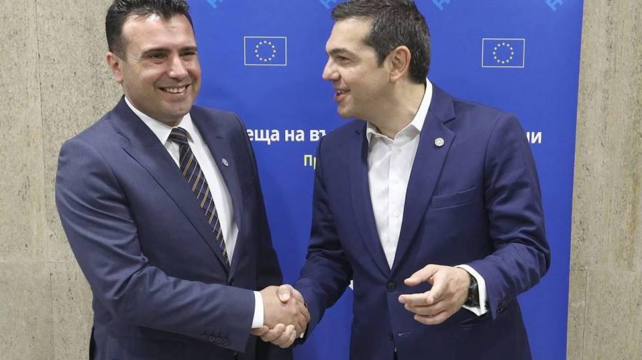 Ο γερμανικός Τύπος για τη συμφωνία Ελλάδας-πΓΔΜ για το ονοματολογικό