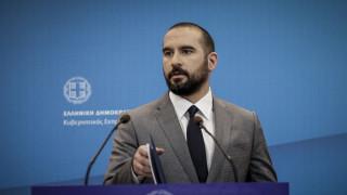 Τζανακόπουλος για Σκοπιανό: Αν διαφωνεί ο Μητσοτάκης, ας καταθέσει πρόταση μομφής