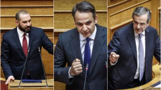 Πολιτική «θύελλα» με φόντο το «Severna Makedonija»