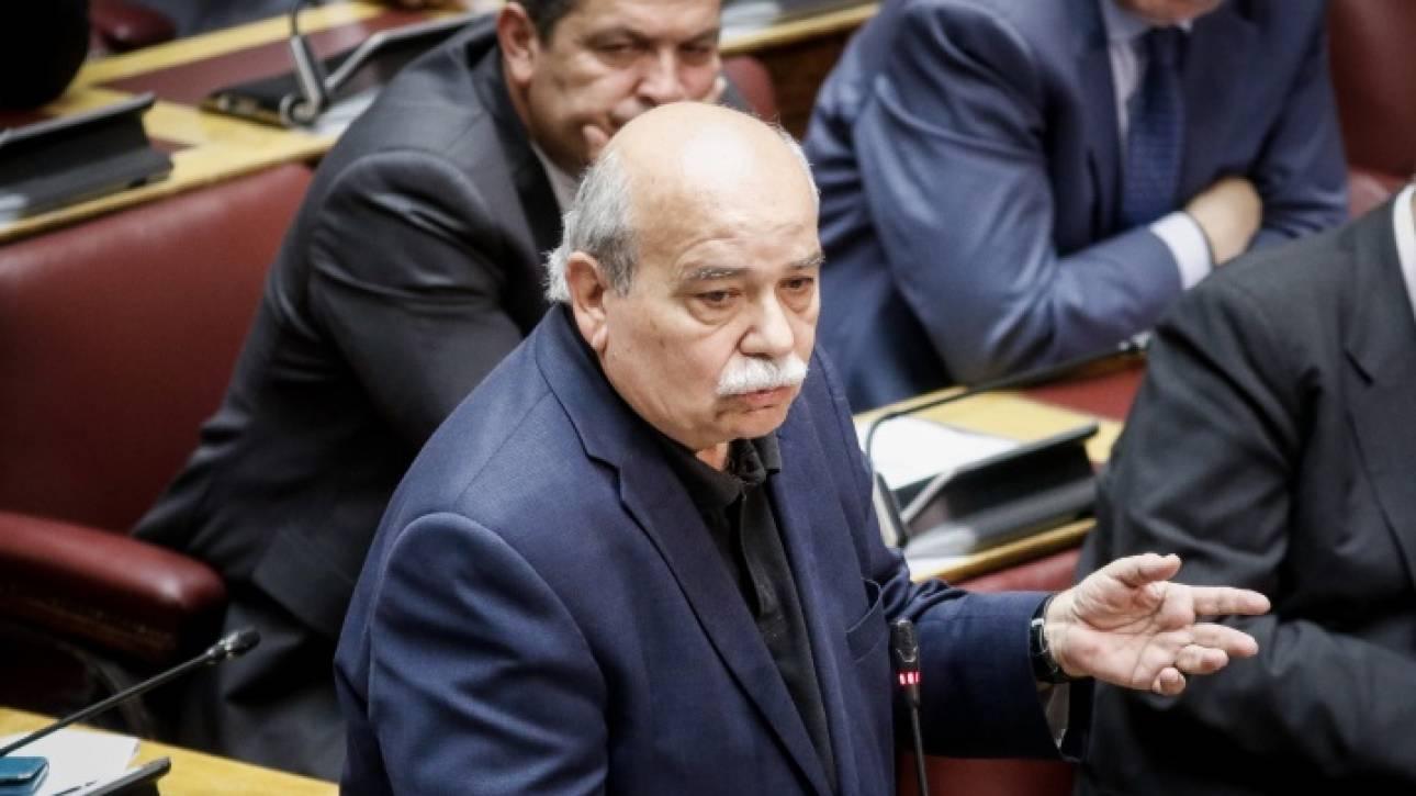 Βούτσης για Σκοπιανό: Δεν χωρούν τακτικισμοί και προσχηματικές αιτιάσεις