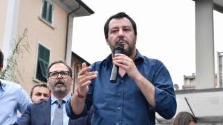 «Φουντώνει» η κόντρα Ιταλίας - Γαλλίας: Επίσημες εξηγήσεις ζητά ο Σαλβίνι