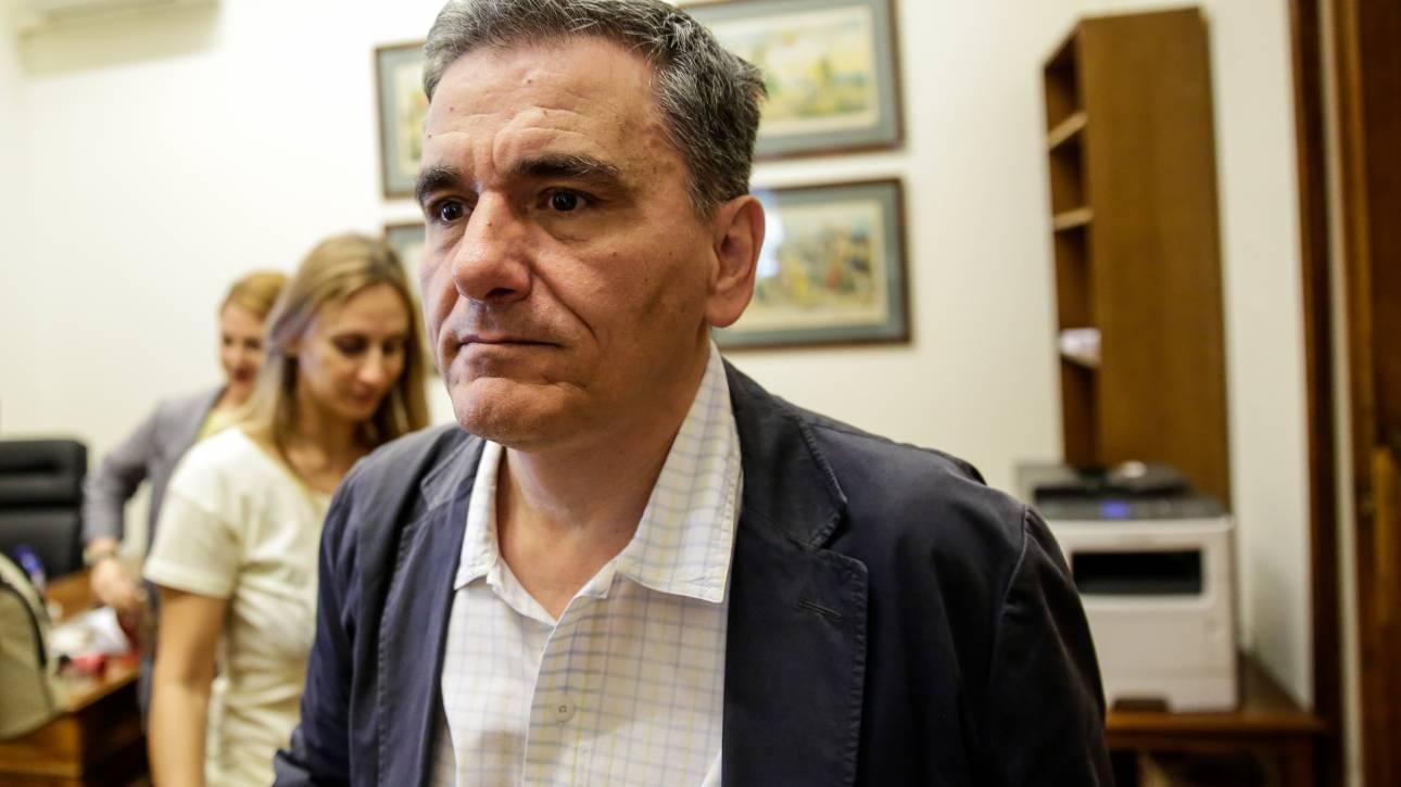 Τσακαλώτος: Χωρίς ελάφρυνση χρέους, η Ελλάδα δεν βγαίνει στις αγορές