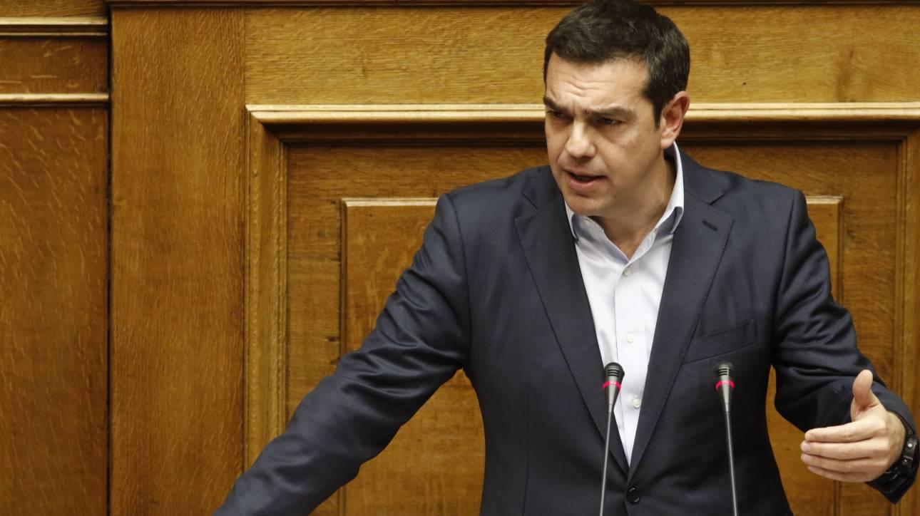 «Severna Makedonija»: Την Παρασκευή η ενημέρωση Τσίπρα για τη συμφωνία