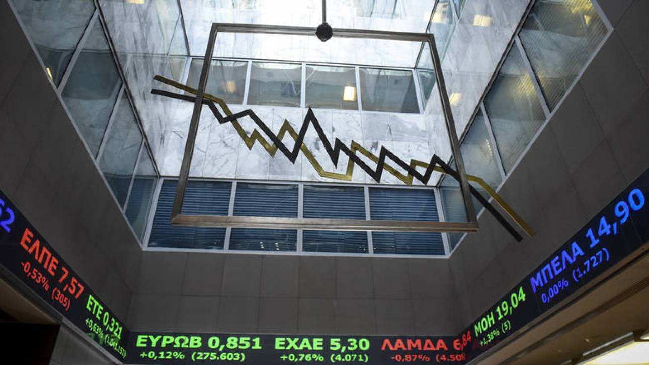 Χρηματιστήριο: Ανοδικά κινήθηκε η αγορά