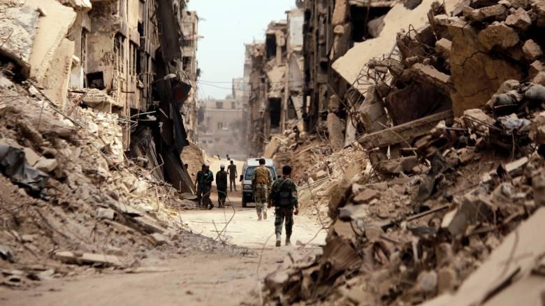 ΟΑΧΟ: Χρησιμοποιήθηκαν χημικά όπλα στη Συρία τον Μάρτιο του 2017