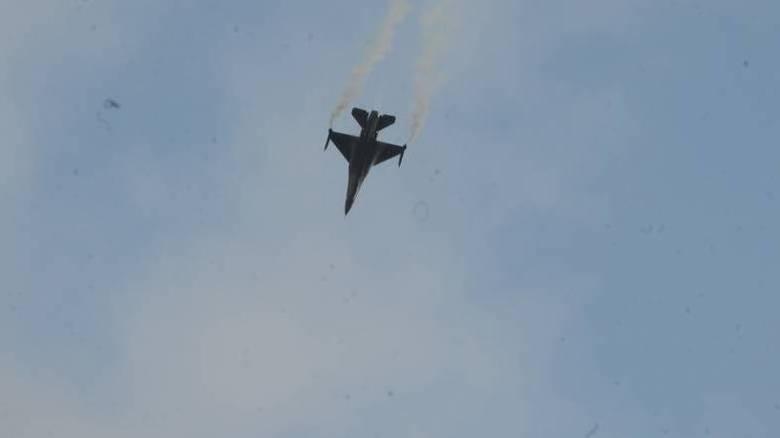 Εικονικές αερομαχίες ελληνικών και τουρκικών μαχητικών στο Αιγαίο
