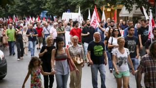 Συλλαλητήρια σήμερα ενάντια στο πολυνομοσχέδιο με τα προαπαιτούμενα