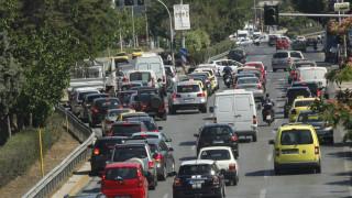 Απεργία: Ιδιαιτέρως αυξημένη η κίνηση λόγω της στάσης εργασίας των ΜΜΜ