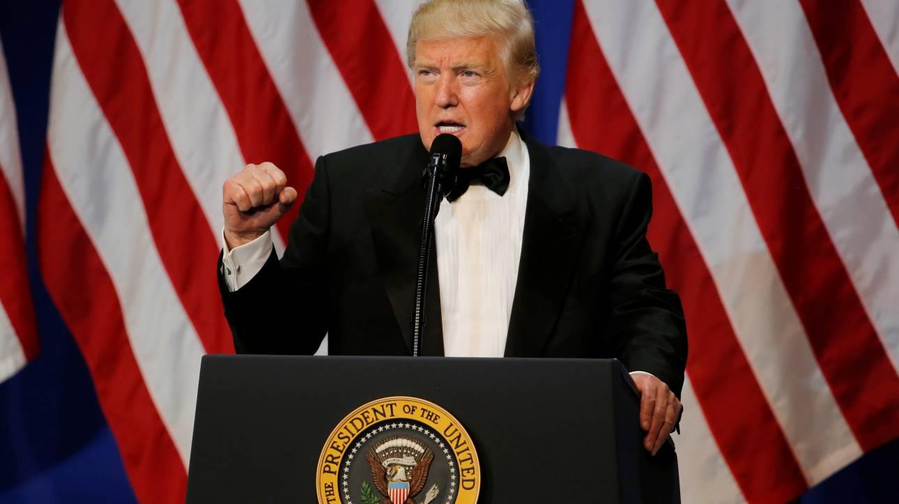Τα 72α γενέθλιά του γιορτάζει ο Τραμπ