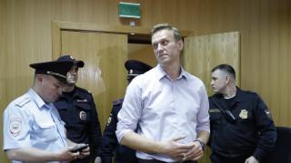 Ελεύθερος μετά από 30 ημέρες κράτησης ο Αλεξέι Ναβάλνι