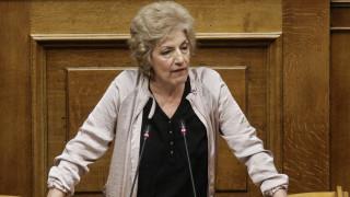 Σ. Αναγνωστοπούλου: Η συμφωνία είναι ιστορική, οι ΑΝΕΛ θα σταθούν στο ύψος των περιστάσεων (aud)