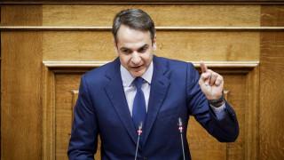 Μητσοτάκης: Η ΝΔ καταθέτει πρόταση μομφής κατά της κυβέρνησης