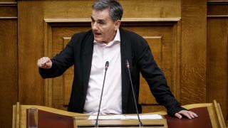 Τσακαλώτος: Δεν υπάρχει επιχείρημα της αντιπολίτευσης για την οικονομία που δεν έχει καταρρεύσει