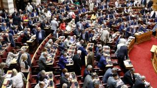 Υπερψηφίστηκε το πολυνομοσχέδιο
