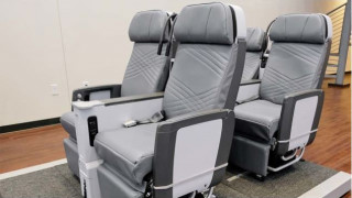 Τα… βασιλικά καθίσματα της μεγαλύτερης πτήσης του κόσμου
