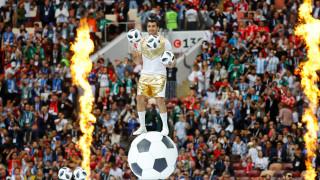 Μουντιάλ 2018: H εντυπωσιακή τελετή έναρξης σε 20 «κλικ»