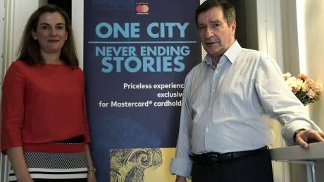Συνεργασία Δήμου Αθηναίων – Mastercard για την προσέλκυση τουριστών στην πρωτεύουσα
