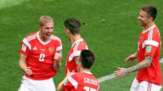 Παγκόσμιο Κύπελλο 2018: Σαρωτική η Ρωσία στην πρεμιέρα