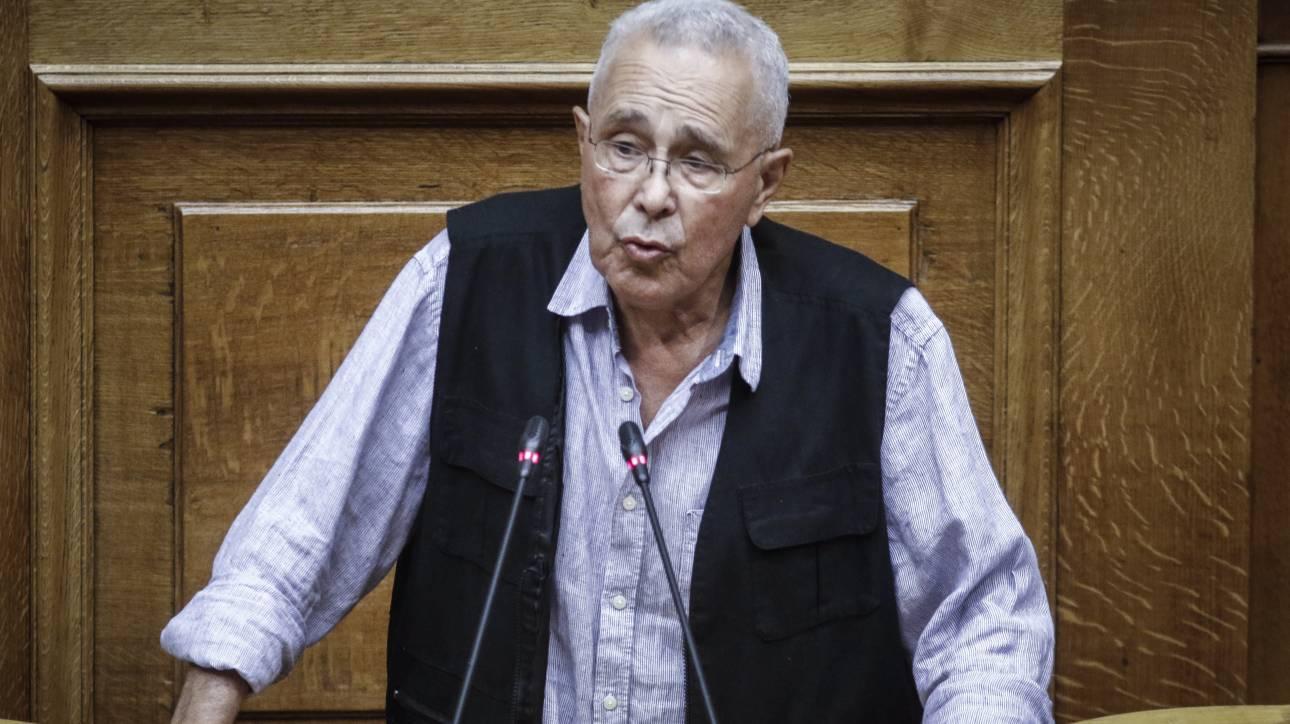 Οι σπασμοί και τα ρίγη του Ζουράρι όταν άκουσε την ανακοίνωση Τσίπρα