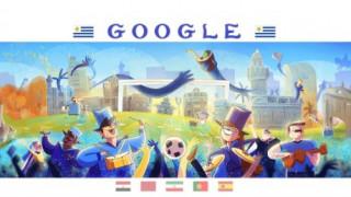 Παγκόσμιο Κύπελλο Ποδοσφαίρου 2018: Η δεύτερη μέρα της διοργάνωσης στο Doodle της Google