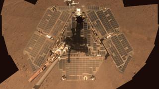 Αμμοθύελλα στον Άρη απειλεί το ρόβερ Opportunity της NASA