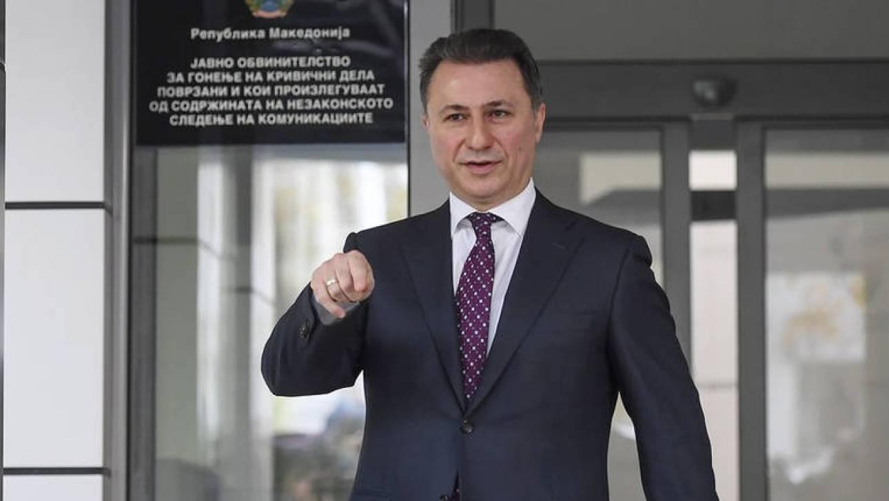 Γκρούεφσκι: Πολύ χειρότερη η συμφωνία από εκείνη που απορρίψαμε το 2009