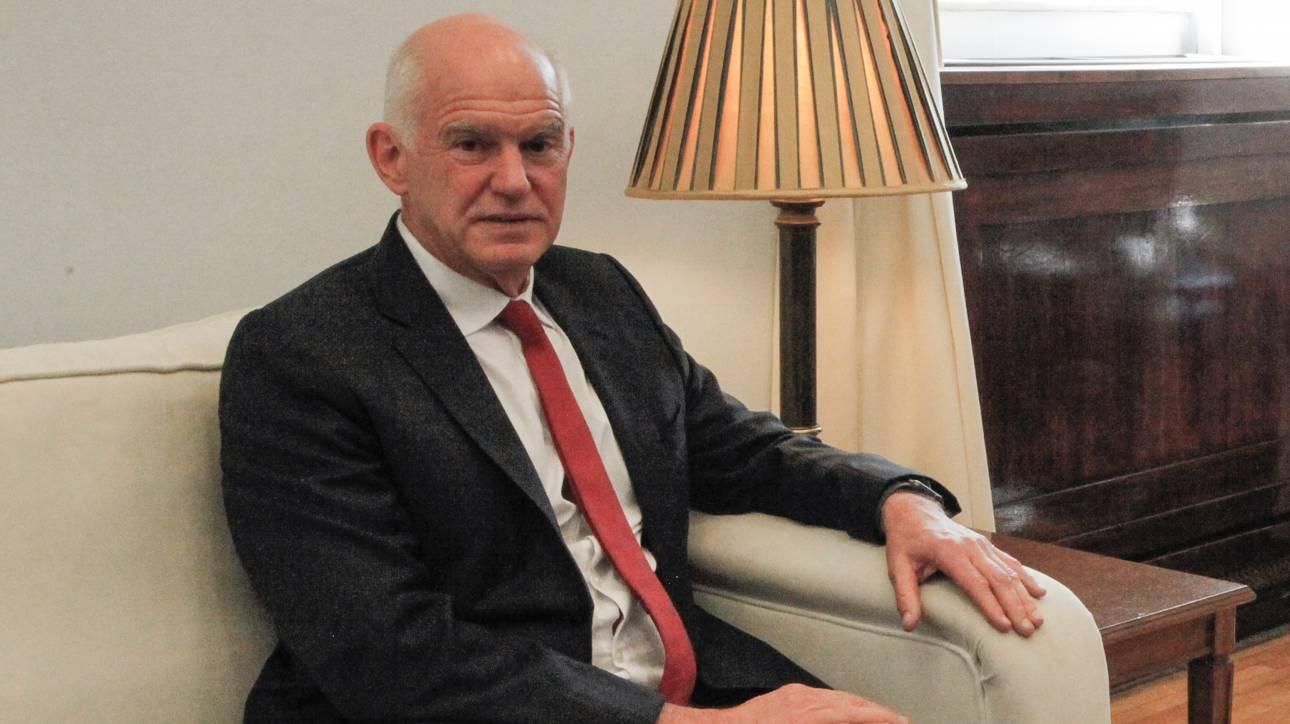 Παρέμβαση Παπανδρέου για Σκοπιανό: Ισορροπημένη η συμφωνία