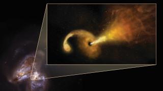 Αστρονόμοι ανακάλυψαν μακρινή έκρηξη από την καταστροφή άστρου