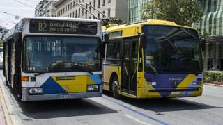 Στάσεις εργασίας στα λεωφορεία την ερχόμενη εβδομάδα