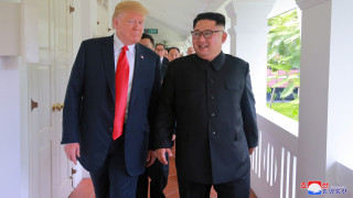 Τραμπ: Είμαστε σε επικοινωνία με τον Κιμ