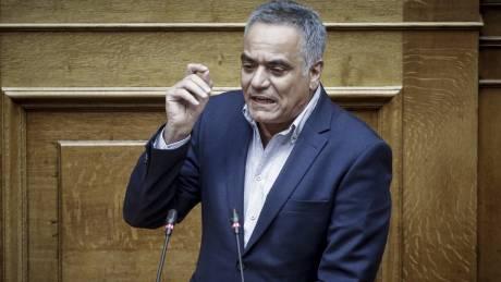Άγρια κόντρα Σκουρλέτη - Γεωργιάδη στη Βουλή