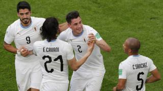 Παγκόσμιο Κύπελλο Ποδοσφαίρου 2018: Λύτρωση για Ουρουγουάη