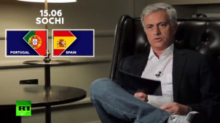 Παγκόσμιο Κύπελλο Ποδοσφαίρου 2018: «Ματσάρα το Πορτογαλία-Ισπανία» λέει ο Μουρίνιο