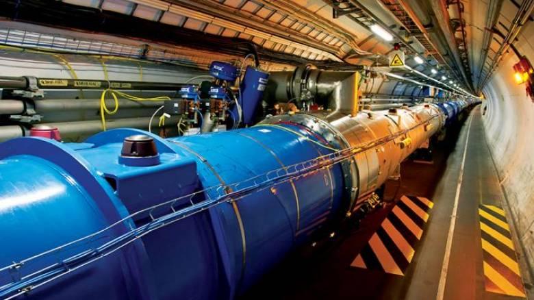 «Αναβαθμίζεται» ο μεγάλος επιταχυντής του CERN