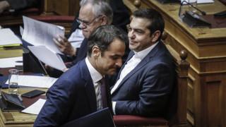 Live Βουλή: Σήμερα η ψηφοφορία για την πρόταση μομφής κατά της κυβέρνησης