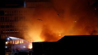 Σκωτία: Ζημιές στο αρχιτεκτονικό «διαμάντι» της Γλασκώβης προκάλεσε φωτιά