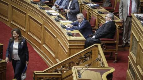 Μπακογιάννη: Ο κ. Κοτζιάς οφείλει μια συγνώμη στο λαό για την κάκιστη συμφωνία